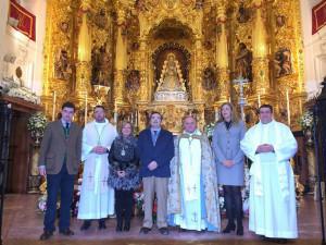 Cartaya y La Carolina ya son filiales de la Matriz almonteña.