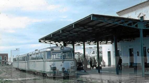 La línea de ferrocarril entre Huelva y Ayamonte, ¿un legado abocado a desaparecer?