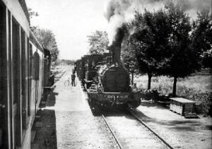 Esta línea comenzó a gestarse a finales del siglo XIX. / Foto: Emilio Romero.