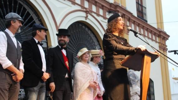 Moguer vive de forma multitudinaria su Feria 1900