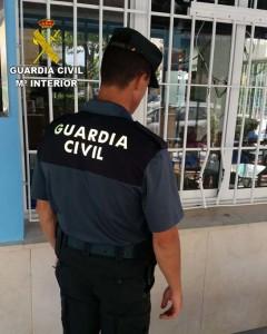 La Guardia Civil ha podido detener a las personas implicadas.