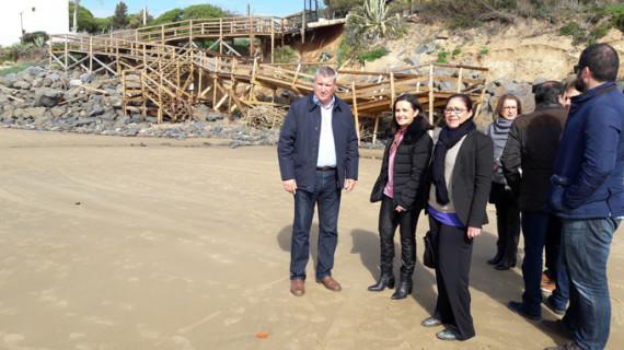 Aseguran que las playas de Huelva estarán listas para la temporada turística