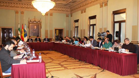 El pleno capitalino da el visto bueno al Plan Estratégico 'Huelva-Estrategia 2025'