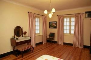 Una casa que ha recibido una valoración de 9,5 en booking.com