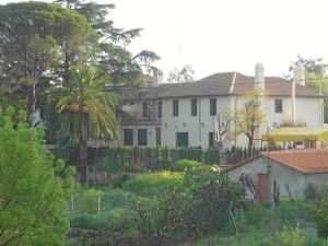 Dos alojamientos rurales diferentes en la Cuenca Minera de Huelva.
