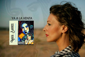 Joaquín Sabina, que canta una canción con ella, es el autor de la portada del disco.