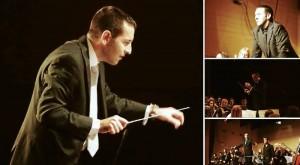 Desde el año 2007 es el director de la Banda de Música de Tomares.