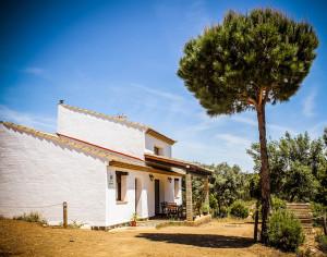 Casa rural de Andévalo Aventura.