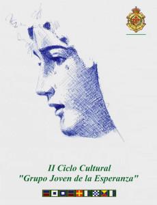Cartel del Ciclo Cultural.