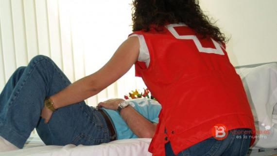 Cruz Roja Huelva impulsa un portal como herramienta de ayuda para cuidadores de personas dependientes