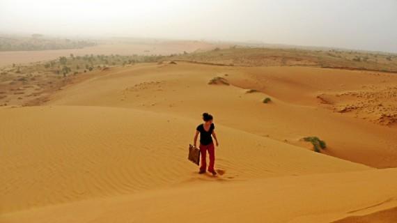 Descubriendo Níger a través de los ojos de la cooperante valverdeña Mayte Vizcaíno