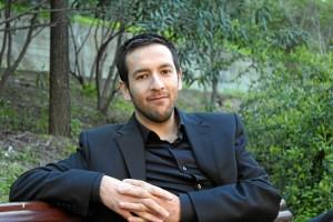 Carmelo Sosa, un joven músico serrano.