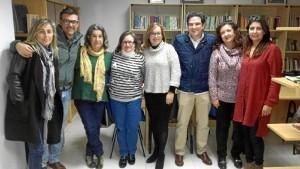 Imagen de la Junta de Gobierno del Colegio.