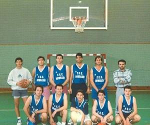 El baloncesto siempre ha sido una de sus pasiones.