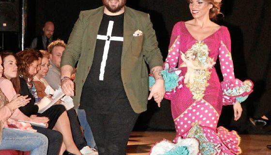 El diseñador bollullero Antonio Arcos se estrena este miércoles en la pasarela 'Vivabywlf' de 'We Love Flamenco'