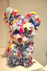 'Tedy', pieza de Ismael Lagares comprada por la Baronesa Thyssen.