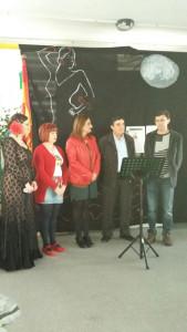 Jornada Provincial de Flamenco en Zalamea.
