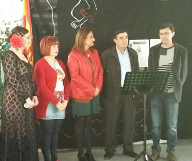 Más de 30 docentes de Primaria y Secundaria se forman en la Jornada Provincial de Flamenco en Zalamea la Real