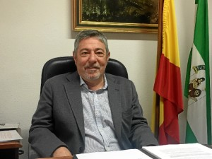 El presidente del Colegio Oficial de Enfermería de Huelva, Gonzalo García.