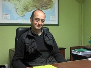 Julio Volante asegura que en el Colegio están para trabajar por los colegiados.