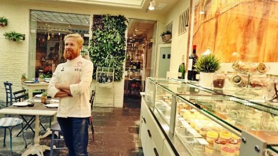 El concursante de MasterChef Daniel del Toro, embajador del turismo gastronómico de Huelva