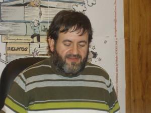 Ignacio ha dedicado muchas horas a analizar el material y cruzar la información de este estudio.