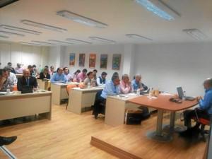 Instantánea del curso sobre Impuesto sobre Sociedades.
