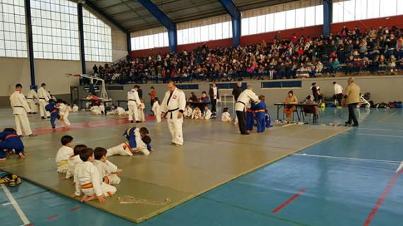 El cadete del Huelva TSV de Judo, Javier Pérez, roza el podio en la Copa de Europa de Fuengirola