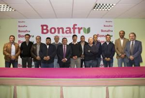 La Junta Directiva de Bonafrú.