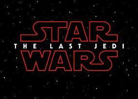 Ahora está trabajando en 'Star Wars VIII The last Jedi'.
