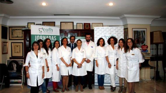 El Colegio de Farmacéuticos de Huelva quiere potenciar el papel del colectivo como eslabón intermedio entre pacientes y otros sanitarios
