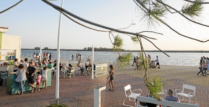 El Puerto de Huelva construirá nuevos kioscos-almacén en el Paseo de la Ría