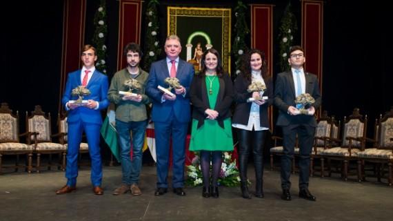 Entregados los Premios Andalucía de Almonte