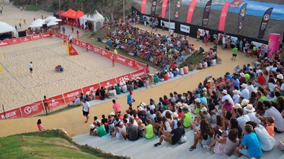 Ayamonte será de nuevo escenario de una prueba del Madison Beach Volley Tour