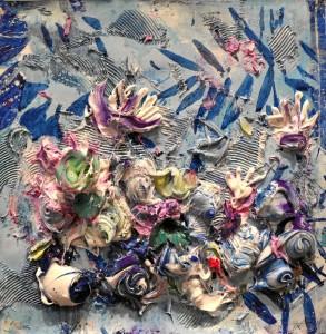 Obra 'Water Flower', de 2015.