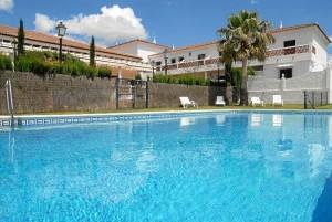 Una de las piscinas.
