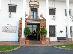 El Hotel Valsequillo es el único establecimiento rural de la Costa de Huelva.