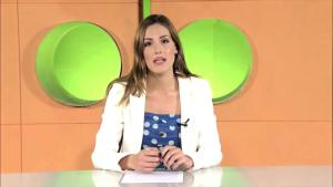 Almudena estudió Turismo y Periodismo.