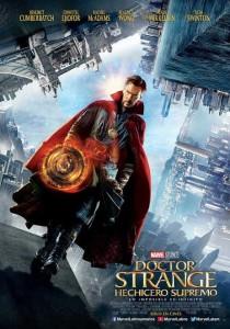 Cartel de la película 'Doctor Strange'.