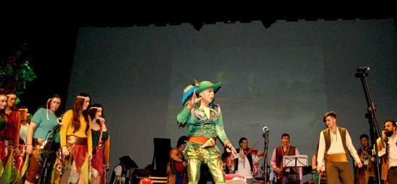 Manuel González Gutiérrez 'El Tubito' pregona el Carnaval de Isla Cristina