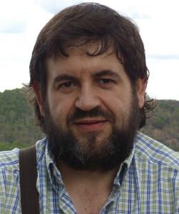 El investigador onubense Ignacio Garzón.
