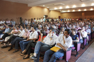 Asamblea celebrada en El Fresno.