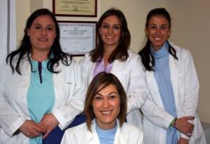 El equipo que dirige Ana Gutierrez se marca como objetivo contribuir a la felicidad de los pacientes.