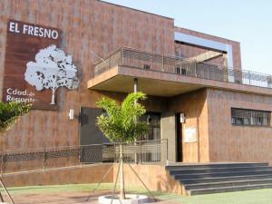 Sede de la Comunidad de Regantes 'El Fresno'.