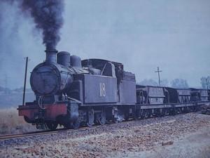 Una imagen del ferrocarril.