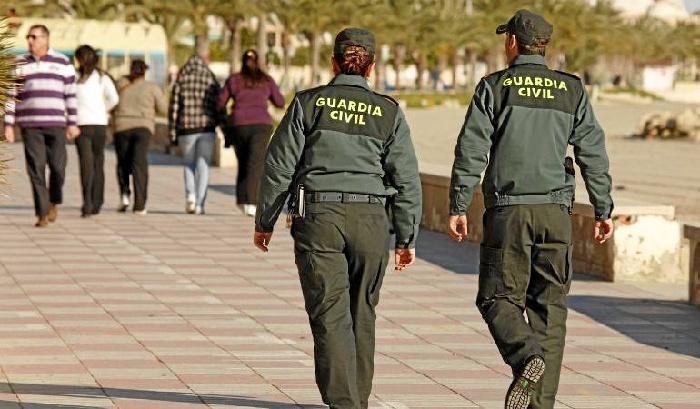 La Guardia Civil celebra sus 175 años al servicio de la provincia de Huelva