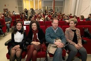 El cortometraje se presentó con un enorme éxito en la Casa Colón de Huelva el pasado mes de febrero.