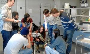 El onubense imparte clases en el Máster de Biología Avanzada de la Facultad de Biología, de la Hispalense.