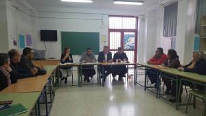 El delegado ha visitado la localidad para formalizar la adjudicación.