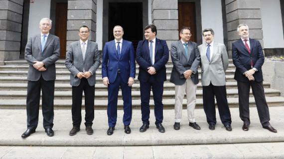 Éxito de la misión comercial del Puerto de Huelva y HuelvaPort en Tenerife y La Palma ante un centenar de empresarios